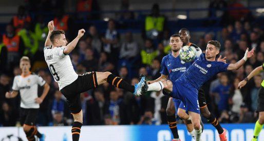 El València-Chelsea és declarat partit d'alt risc