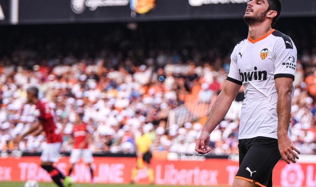 El València CF encaixa cinc gols tres anys i mig després