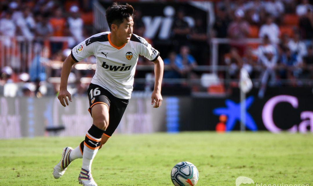 Kang In vol arribar al partit davant el Mallorca