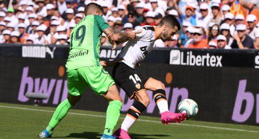 Gayà, lesionat en el partit davant el Leganés