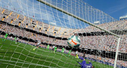 CRÒNICA: El València empata a Mestalla davant el Leganés a l'estrena de Celades