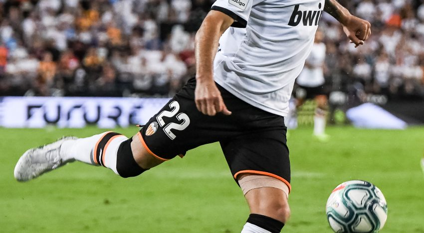 """Maxi Gómez: """"No m'agrada perdre a res"""""""