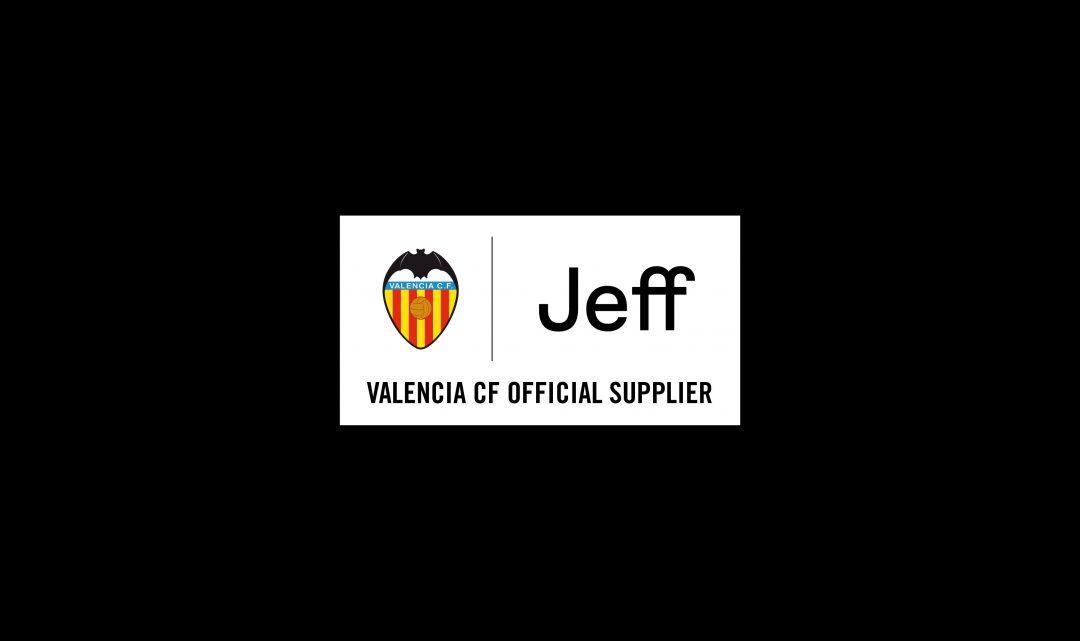 Jeff es converteix en nou patrocinador de València CF