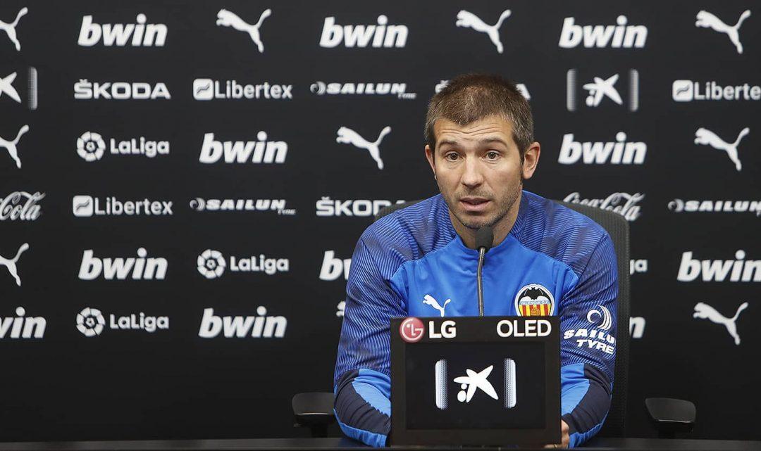 """Celades: """"Tant de bo el València del partit davant el Chelsea tinga continuïtat"""""""