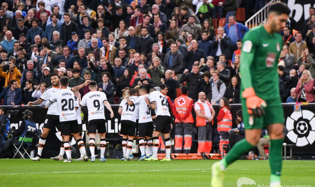 Set jugadors del València seran protagonistes a l'atur de seleccions