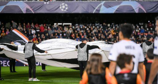El València pot ser equip d'octaus de final set temporades després
