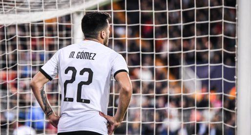 """Maxi Gómez: """"Este club és molt gran i espere fer molts gols més"""""""