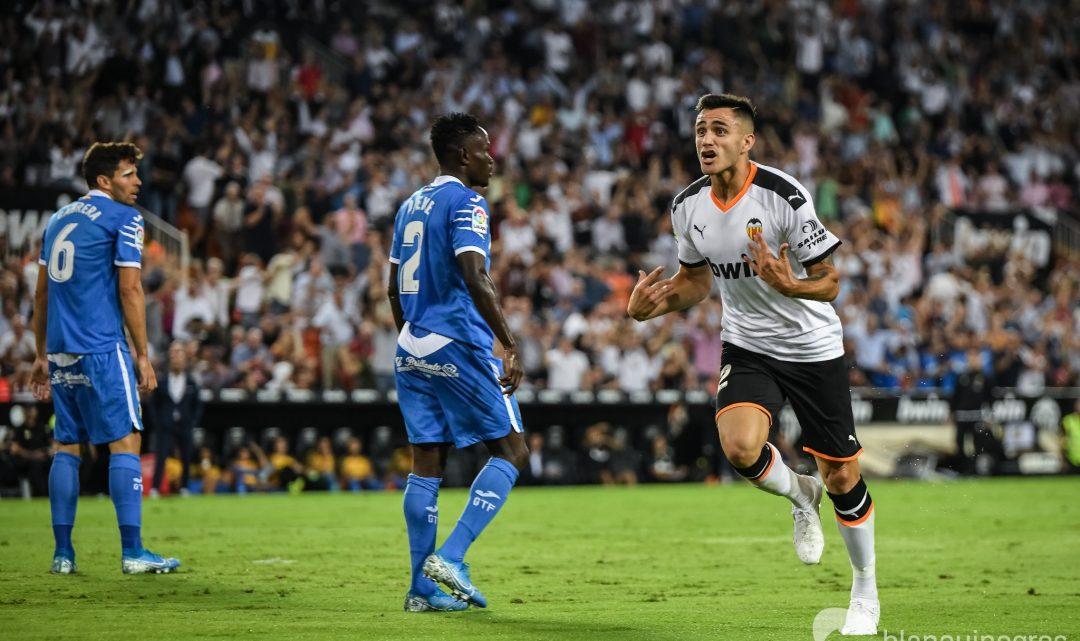El València contempla les opcions del futur de Maxi Gómez