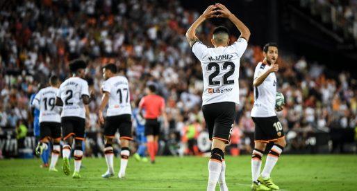 Maxi Gómez no entrena amb el grup