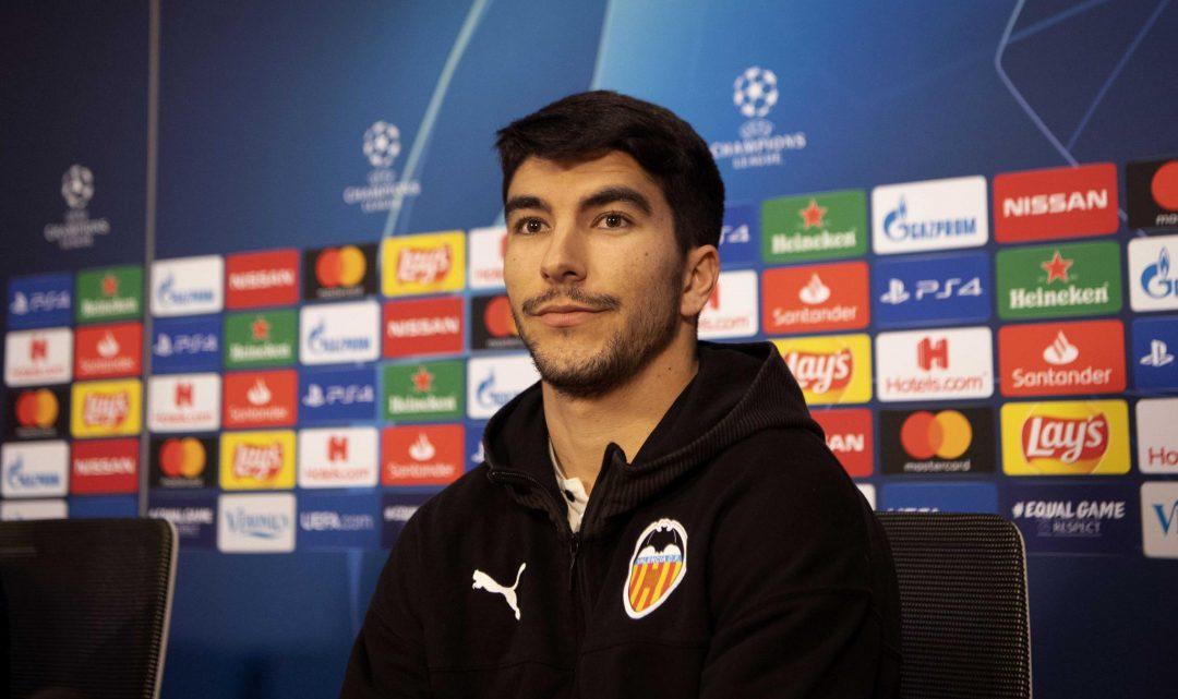 """Carlos Soler: """"Som el València CF i tenim una oportunitat d'or"""""""