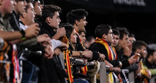 El València obrirà Mestalla si passa a la final de la Supercopa