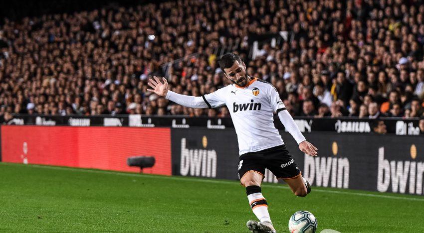 """Gayà: """"Si he anat a l'Eurocopa és perquè he fet les coses bé al València"""""""
