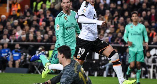 Horari per al Reial Madrid – València CF
