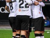 El València no remuntava dos gols a domicili des de 2001