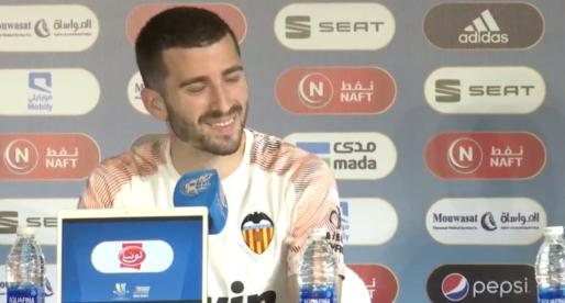 """Gayà: """"Nosaltres som els campions de la Copa i venim a guanyar aquesta competició"""""""