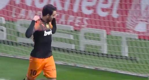 El gol de Parejo que classifica al ValènciaCF