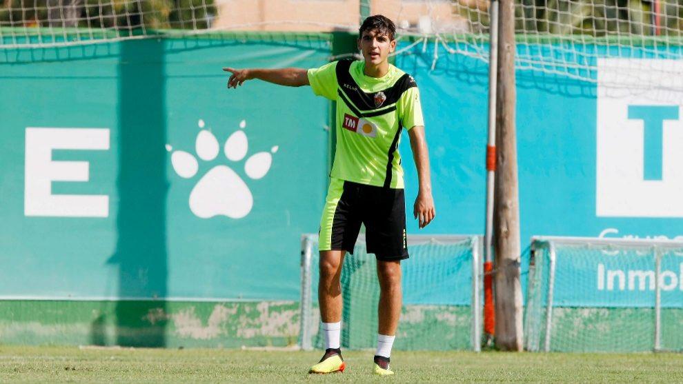 El València respescaria a Gonzalo Villar per 600.000 euros