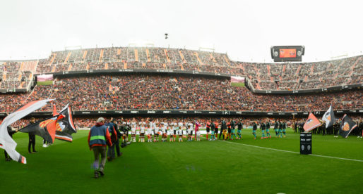 El València CF segueix sense perdre a Mestalla en Lliga