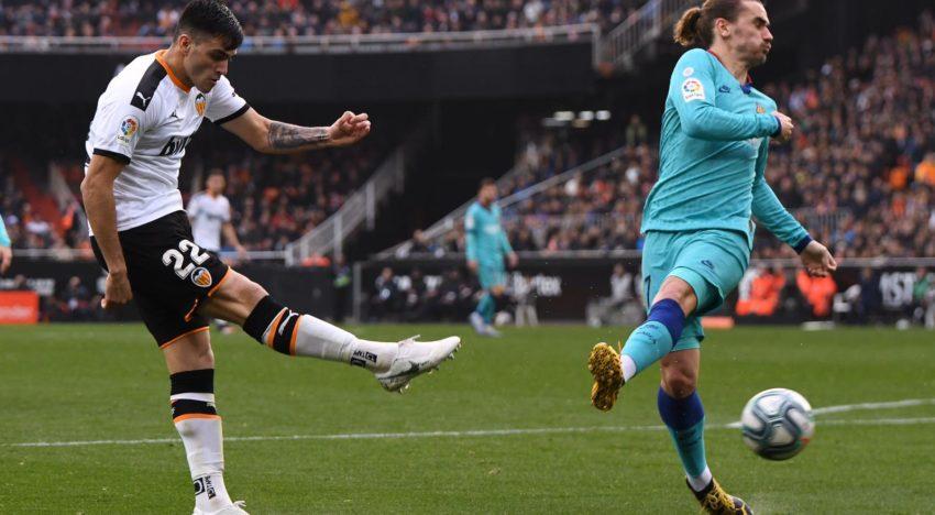 Gran victòria d'un València que es retroba i mira cap amunt