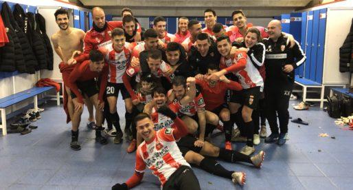 El Logronyés porta dotze partits sense perdre