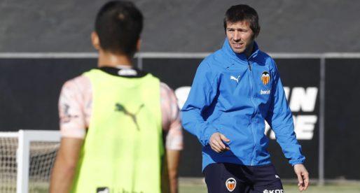 Rodrigo Moreno no entrena amb el València CF