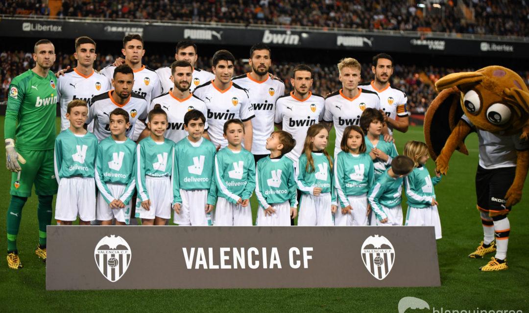Rodrigo torna a l'onze valencianista