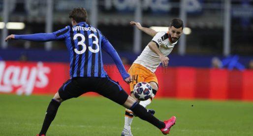 CRÒNICA: El València CF ix escaldat 4-1 de San Siro davant l'Atalanta