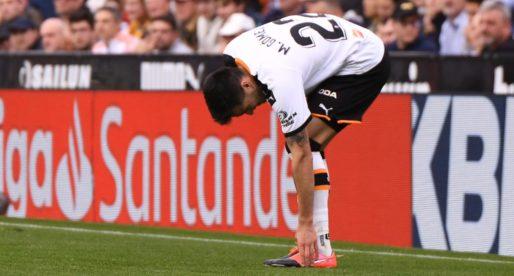 Maxi Gómez es retira lesionat