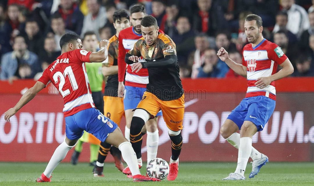 Rodrigo torna a viatjar a Barcelona