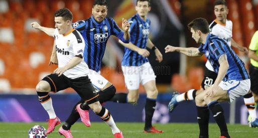 El València cau eliminat de la lliga de campions