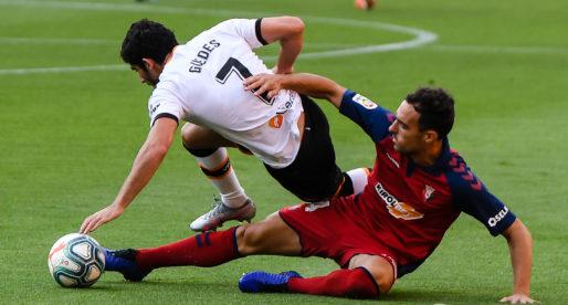 Fotogaleria: València CF – CA Osasuna