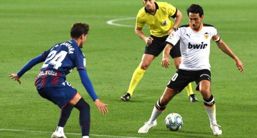 El València empata en la tornada a Mestalla