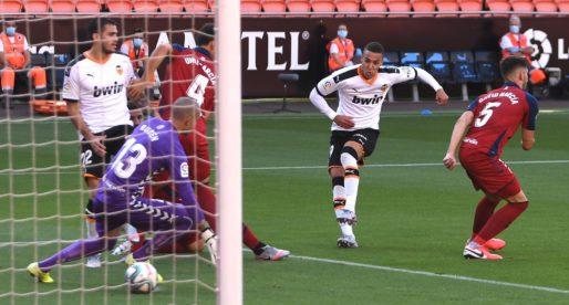 El València torna a la senda de la victòria