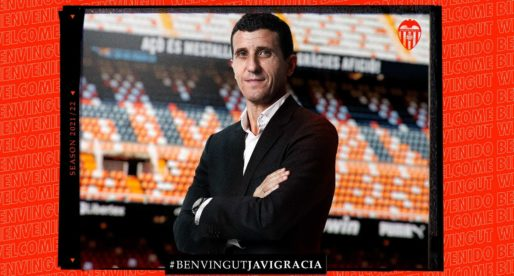 Javi Gracia, una trajectòria per 4 països diferents