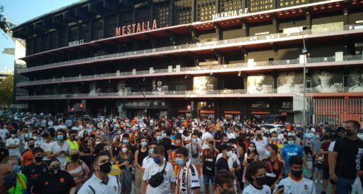 L'afició vol salvar al València CF