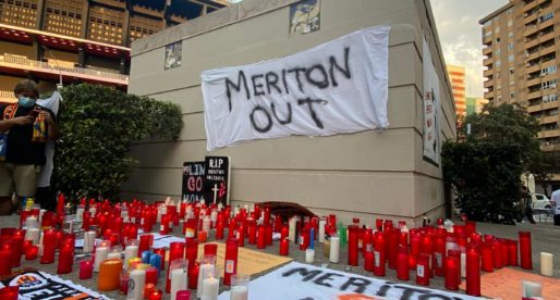 Salvem el Nostre València prepara una protesta contra Meriton Holdings