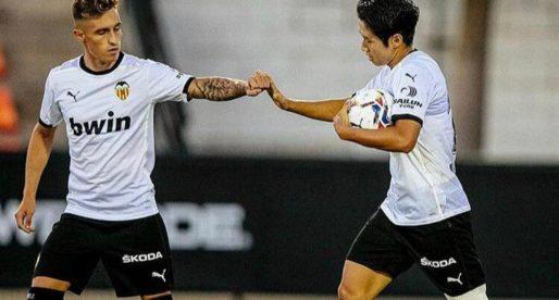 El València remunta al Cartagena i acaba invicte la pretemporada