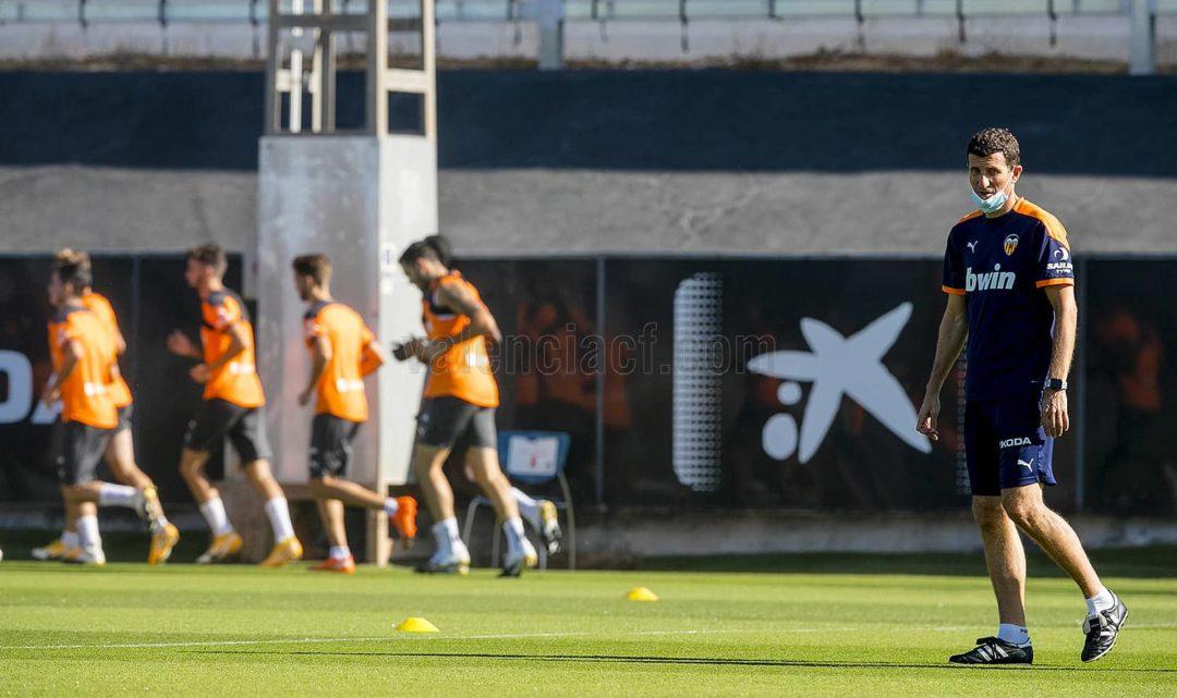 El Possible onze de Javi Gracia per al València CF – Llevant UE