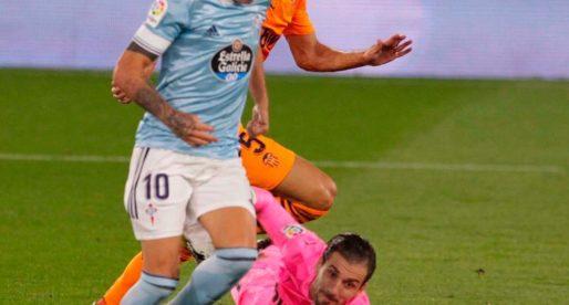Un València amb moltes carències cau derrotat a Vigo