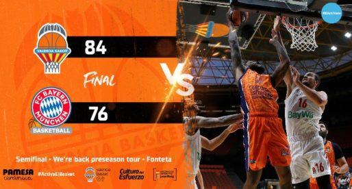 València Bàsquet s'imposa a les semifinals i continua invicte