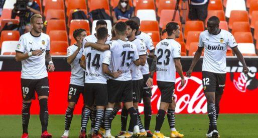 El València, a contracorrent com estil de joc