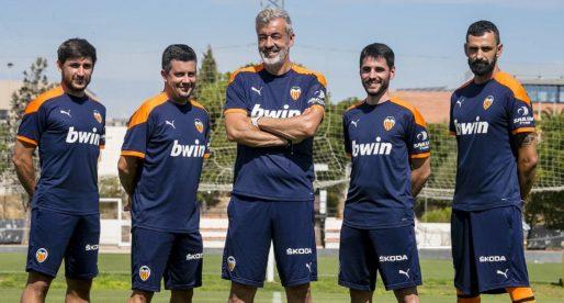 Óscar Fernández tractà d'evitar l'expulsió del Villarreal B