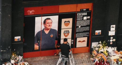 Españeta cuidarà de la porta 12 de Mestalla