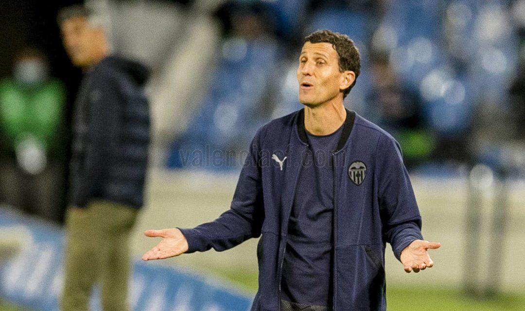 El València fa oficial l'acomiadament de Javi Gracia