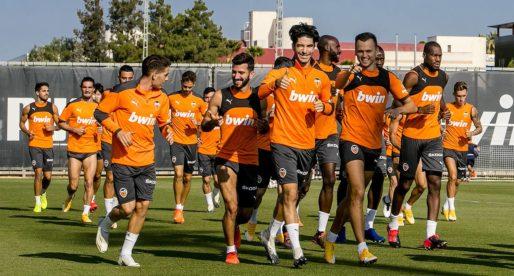 Maxi, Gayà i Guillamón ja entrenen amb el grup