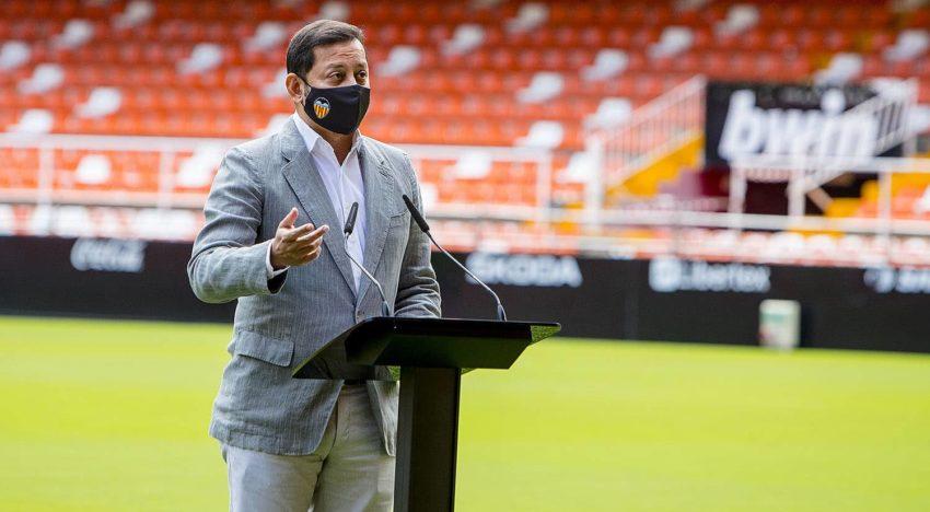 """Murthy: """"El futbol no està arruïnat"""""""