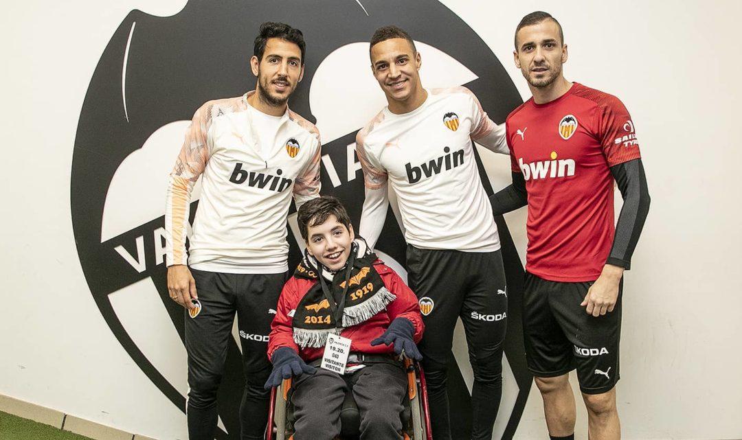 El València habilita una plataforma per a realitzar donatius a Cristóbal