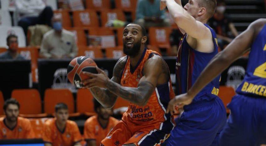 València Bàsquet perd l'invicte en un fatídic tercer quart