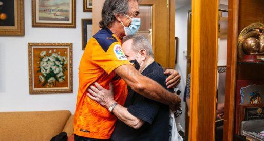 """Ricardo Arias: """"Part de les cendres de Bernardo s'estendran per Mestalla"""""""