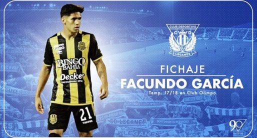Facu García arriba cedit per a reforçar el VCF Mestalla